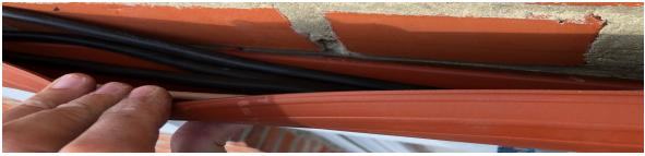 Cable Cover permet un accès facile aux câbles